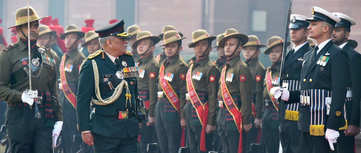 Armed Forces' Officers Must Think Twice Before Making Their Political Views Public