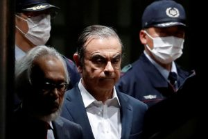 Interpol Issues Arrest Warrant for Ex-Nissan Boss Ghosn to Lebanon