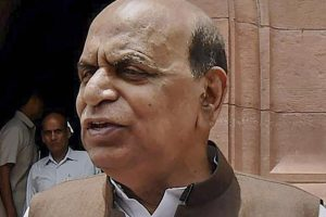 D.P. Tripathi, a Poet in Politics
