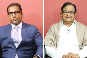Watch | P. Chidambaram on the Future of Kashmir After Dilution of Article 370