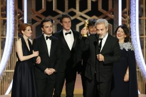77th Golden Globe Awards: '1917' Wins Top Film Prize