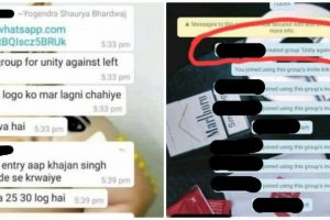 How ABVP Planned Attack on JNU Students, Teachers on WhatsApp
