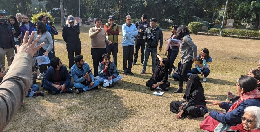 In Delhi's Defence Colony, Disruption of CAA Event Underlines Shrinking Space for Debate