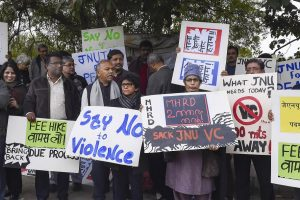 JNU Violence: When Knowledge Becomes a Signifier of Dissidence
