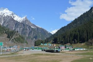 Forest Land Identified for Development After Reorganisation of Jammu and Kashmir