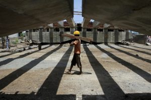 India's GDP May Contract by 7.7% in FY21: Government