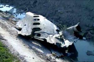 Ukrainian Boeing Passenger Plane Crashes Near Tehran, All Aboard Killed