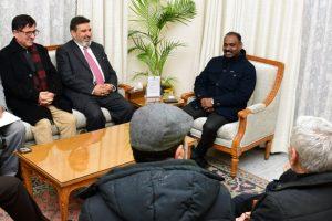 Kashmir: Talk of New Political Party Gains Grounds as Eight Politicians Meet J&K LG