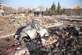 US Accepts Iran's Invite to Join Probe of Ukraine Crash; Washington Says it Suspects Tehran