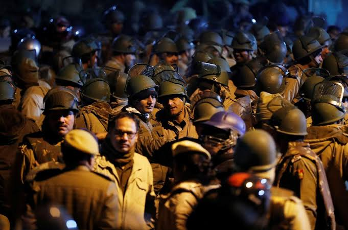 Police Double Standards, JNU and a Most Dubious Press Conference