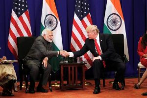 Modi Promised 5-7 Million People Will Attend Gujarat Event: Donald Trump