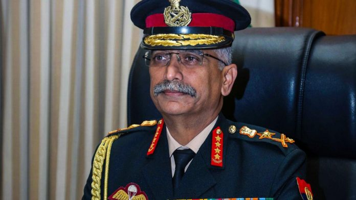Army Chief Says Nepal Objected to India's Link Road to Lipulekh at Someone Else's Behest