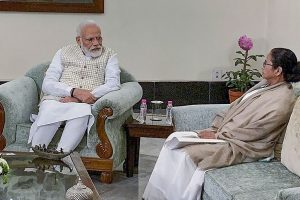 During Modi's Kolkata Visit, a Glimpse of Bengal's Triangular Political Dynamics