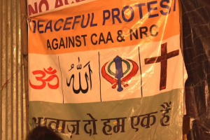 Sikh Chants at Shaheen Bagh Drive Home Message that It's a Protest Without Religion