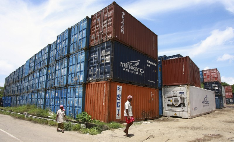 Exports Dip Marginally in February; Trade Deficit Widens To $12.88 Billion
