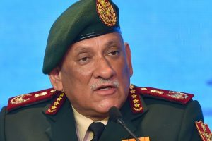 India to Set up Separate Theatre Command for J&K: CDS General Rawat