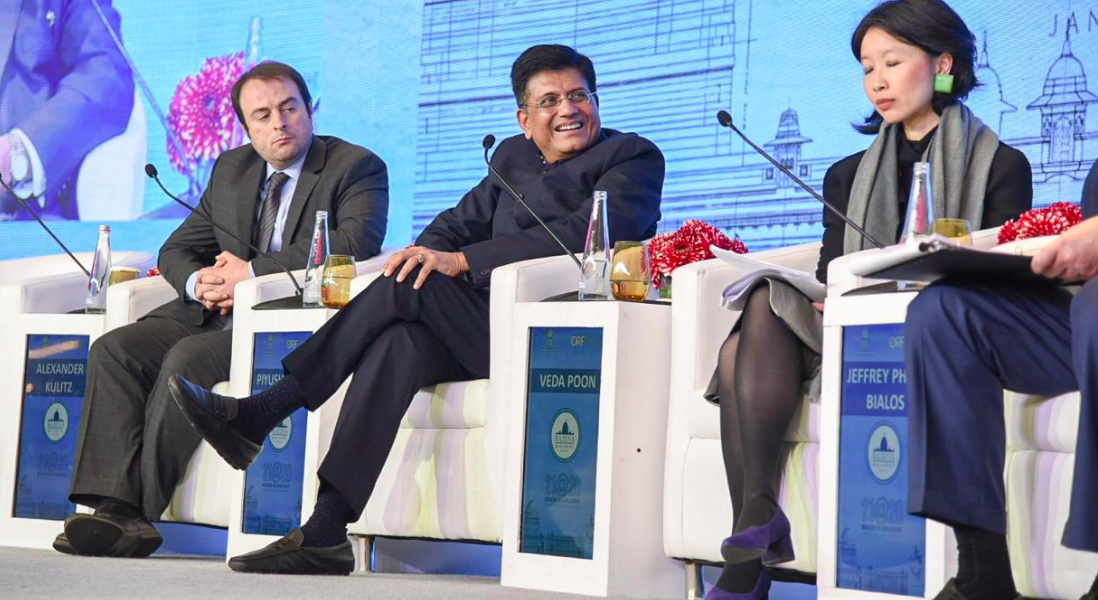 Amazon's $1-Billion Investment in India No Big Favour, Says Piyush Goyal