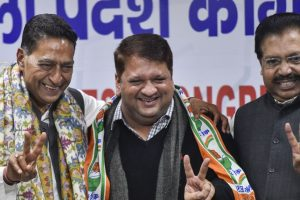 Congress First List of 54 Names Accounts for Old Hands, Newcomers