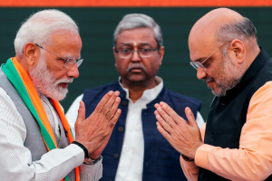 Modi-Shah Duo Bring About a Fine Unintended Consequence