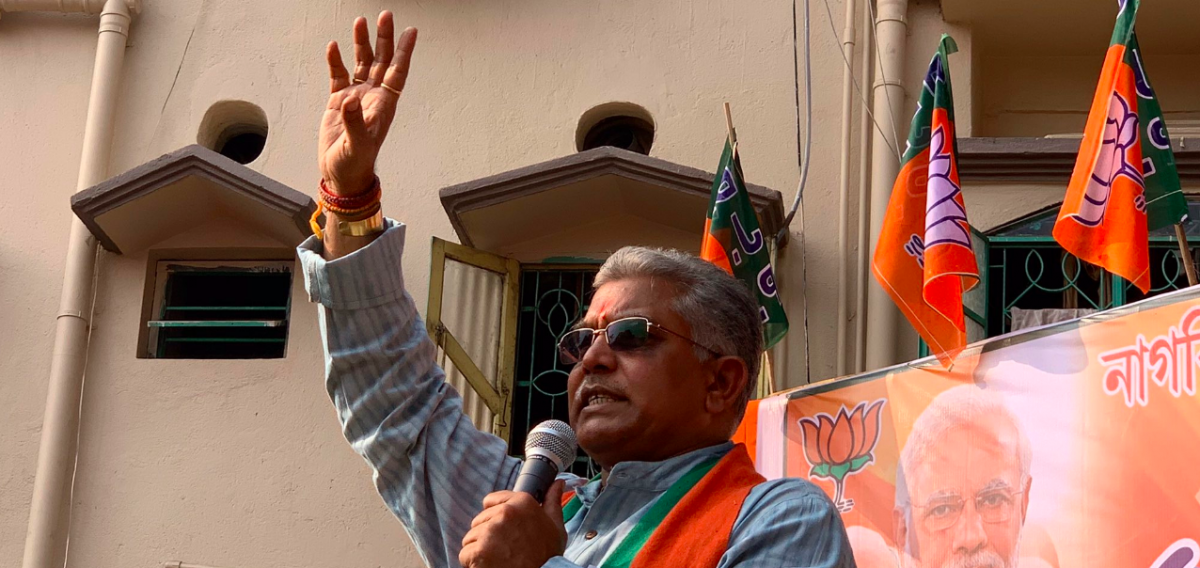 Dilip Ghosh Now Promises to 'Send Back 1 Crore Illegal Bangladeshis'