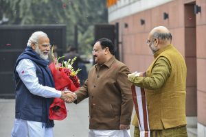 How Soft-Spoken J.P. Nadda Found His Way to BJP's Top Post, Despite His Tainted Record