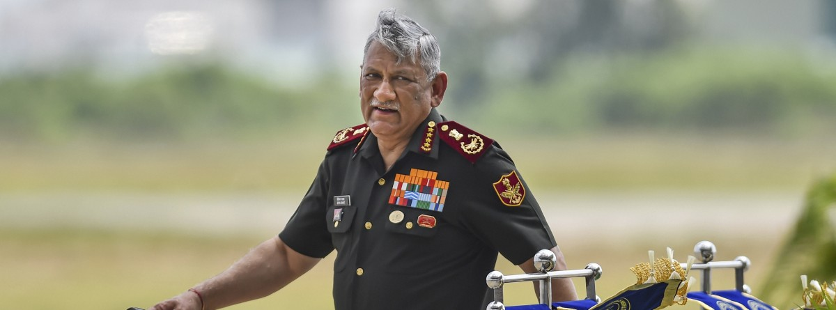 No, Gen. Rawat, 'Radicalisation' is Not a Drug Habit, You Can't Send Boys to 'Camp' for it