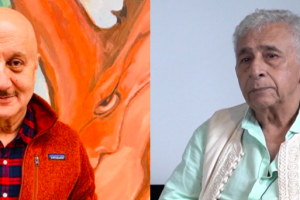 Anupam Kher Responds with Digs to Naseeruddin Shah's Comments Calling Him a 'Clown'
