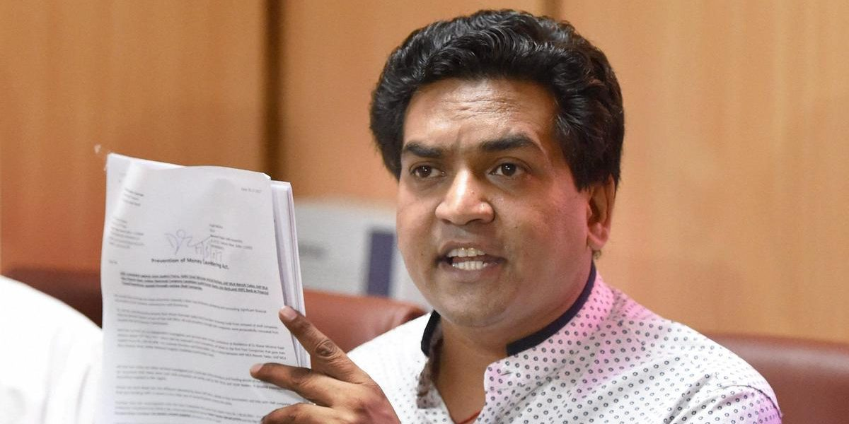 BJP's Kapil Mishra Faces 48-Hour Campaigning Ban For Divisive Tweets