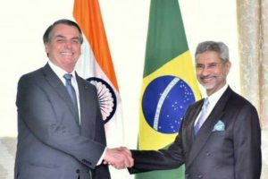 Jaishankar Calls on Brazilian President to Discuss Ties Between Two Countries
