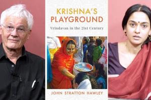 Watch  John Stratton Hawley on His Latest Book on 'Krishna's Playground'
