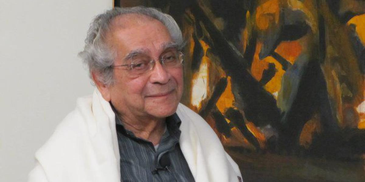 Akbar Padamsee Was Generous – and Unsparing – in His Advice to Aspiring Artists