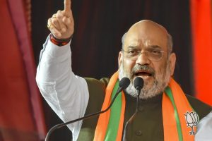 Crowd Allegedly Thrashes Man Who Raised Anti-CAA Slogans at Amit Shah's Rally