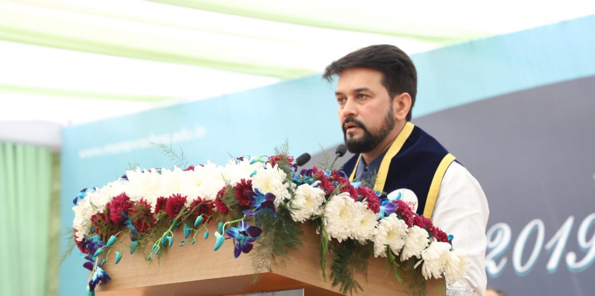 Anurag Thakur's Incendiary Speech Is Part of the Sangh Parivar's Smoke and Mirrors Show