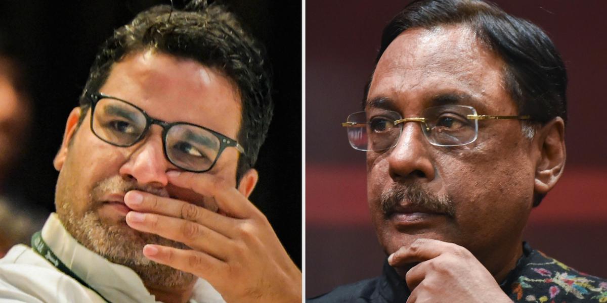 JD(U) expels Prashant Kishor, Pavan Varma for 'anti-party' activities