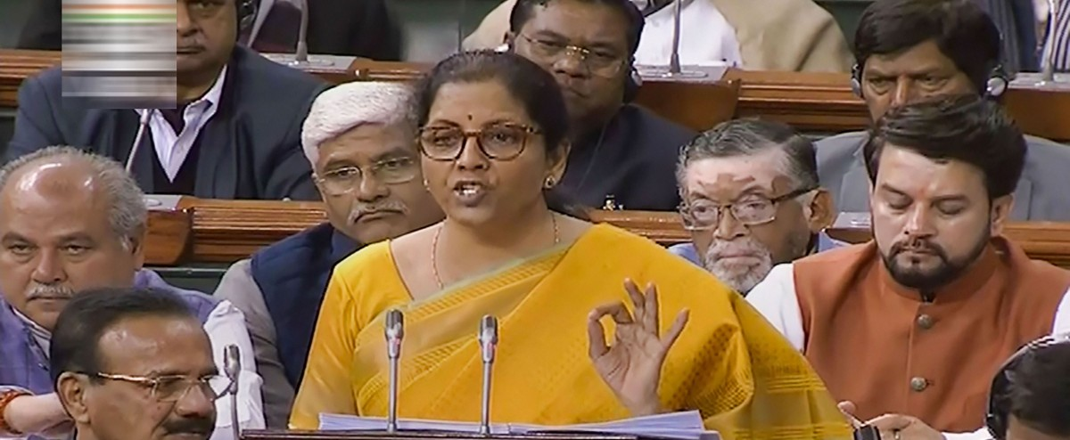Sitharaman Quotes Kashmiri Poet Who Wrote Ode to Sheikh Abdullah, Whose Son, Grandson Are Now in Jail