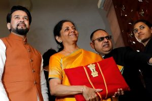Nirmala Sitharaman Has Given us a Lacklustre Budget, Aimed Not at Growth or Welfare