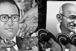 The Time Has Come to Bring Ambedkar and Gandhi Together