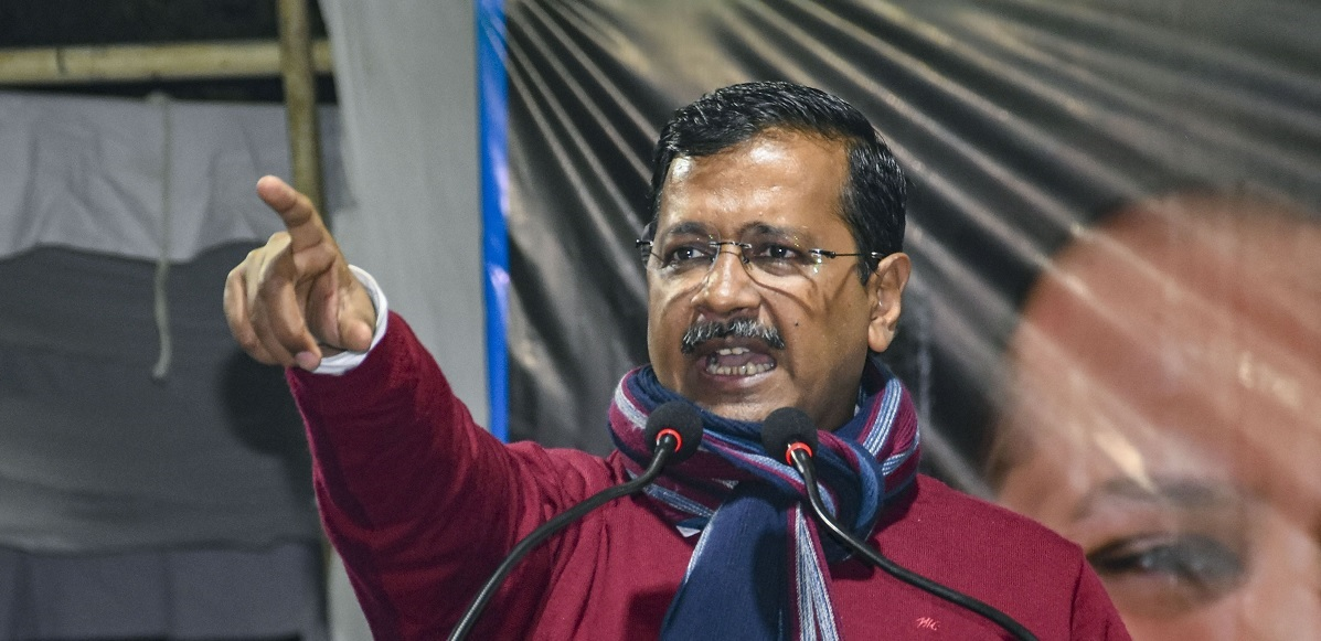 Kejriwal Accuses Amit Shah of Playing 'Dirty Politics' Over Shaheen Bagh