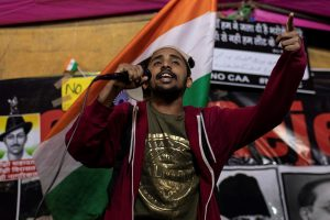'Yeh Gulab Nahin, Inquilab Hai': The Tradition of Protest Music in Contemporary India