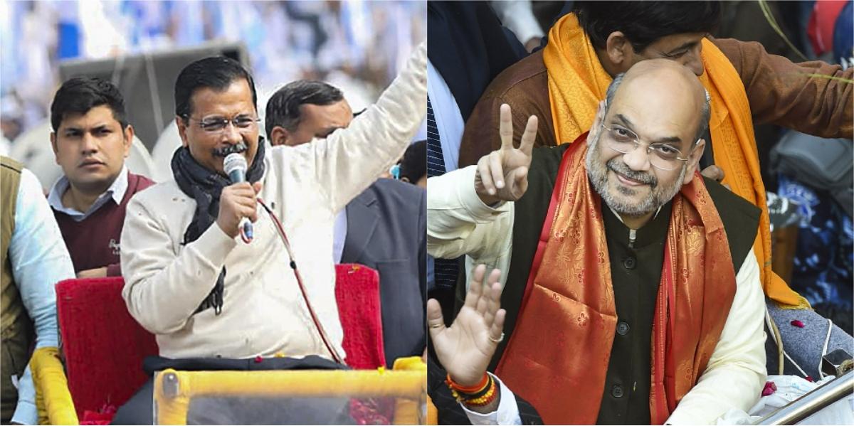 'Development vs Division': Campaign for Delhi Polls Comes to an End