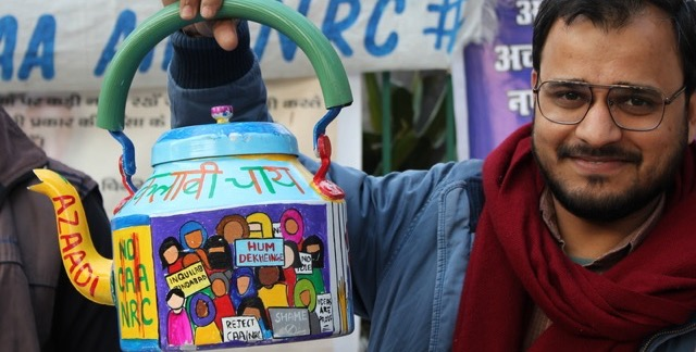 The Reluctant Urban Indian's Guide to Attending Nonviolent Protests