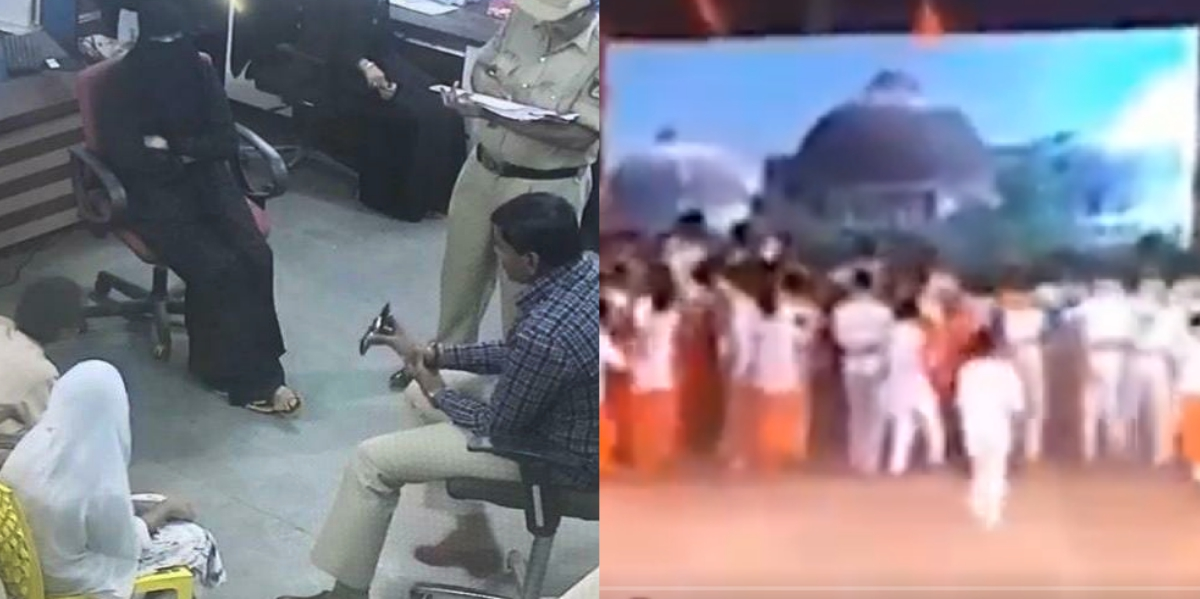 The Contrasting Police Responses to a Play Against CAA and Reenactment of Babri Demolition