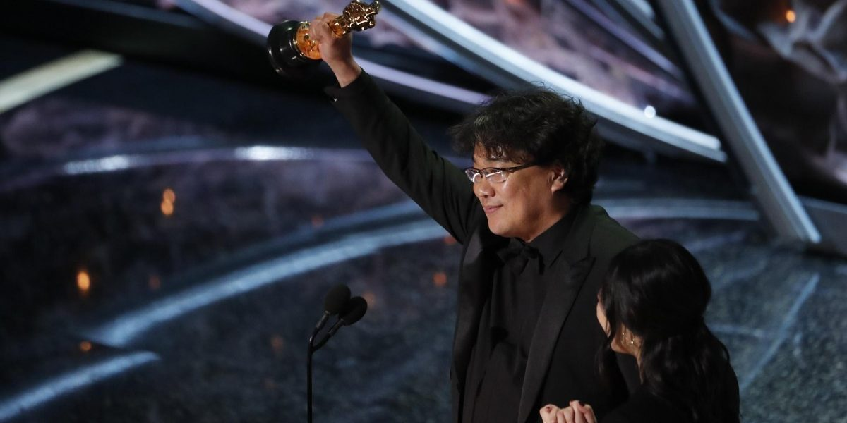 Oscars 2020: 'Parasite' First Non-English Movie to Win Best Picture