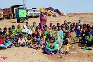 Odisha: Digging for Talabira Open Cast Mine Continues Despite Wide-Scale Protests