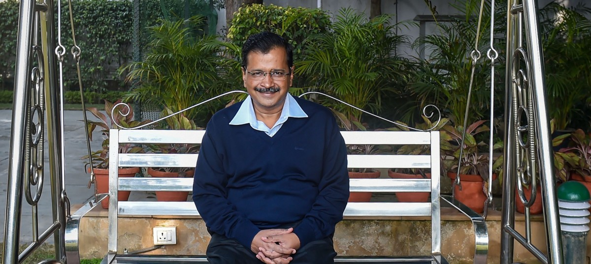 With Another Win in Delhi, Is Arvind Kejriwal Moving to the National Pulpit?