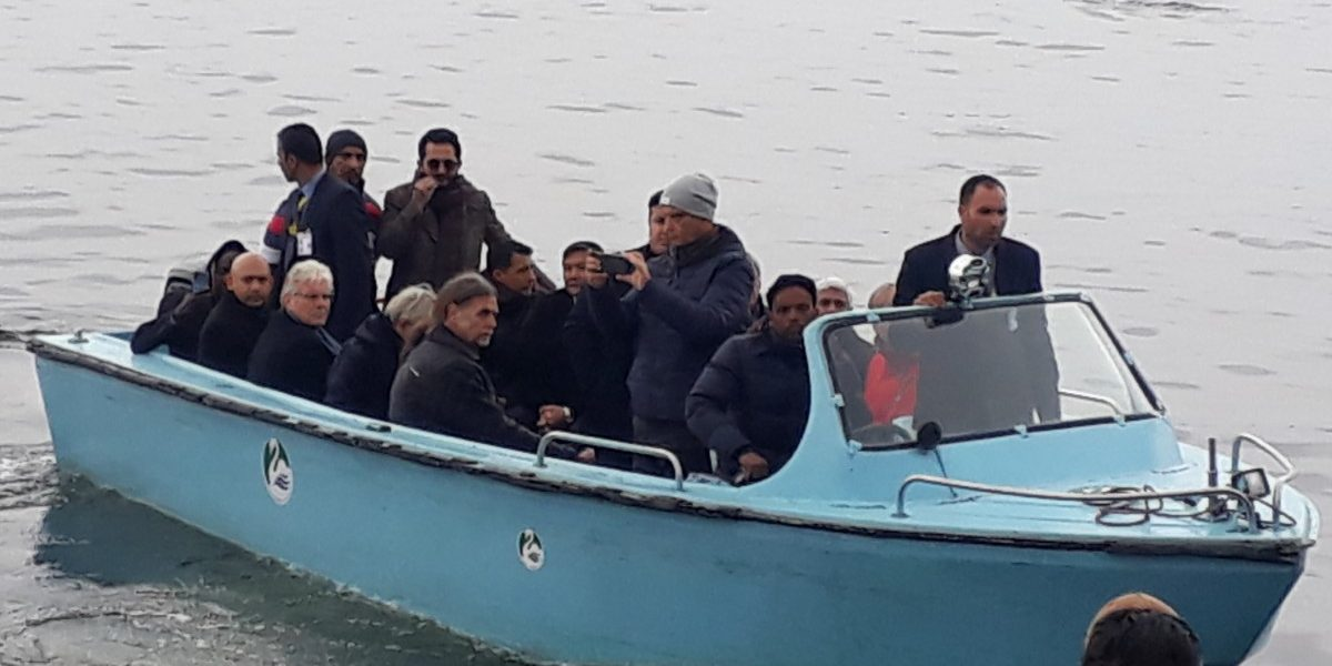 'We're Here as Tourists': Fresh Batch of Foreign Envoys Visit Kashmir