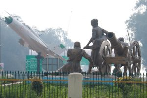 Why a Chowk in Punjab Represents the Era of War-Like Nationalism