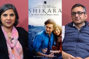 Watch | 'Shikara' – The Opening of Dialogue | Interview with Rahul Pandita
