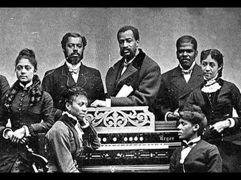 The Songs that Sang of Black America Before 1863