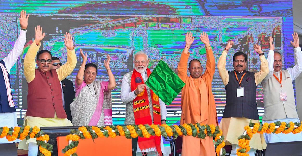 At Varanasi, PM Modi Vouches For Centre's Article 370 Move, CAA